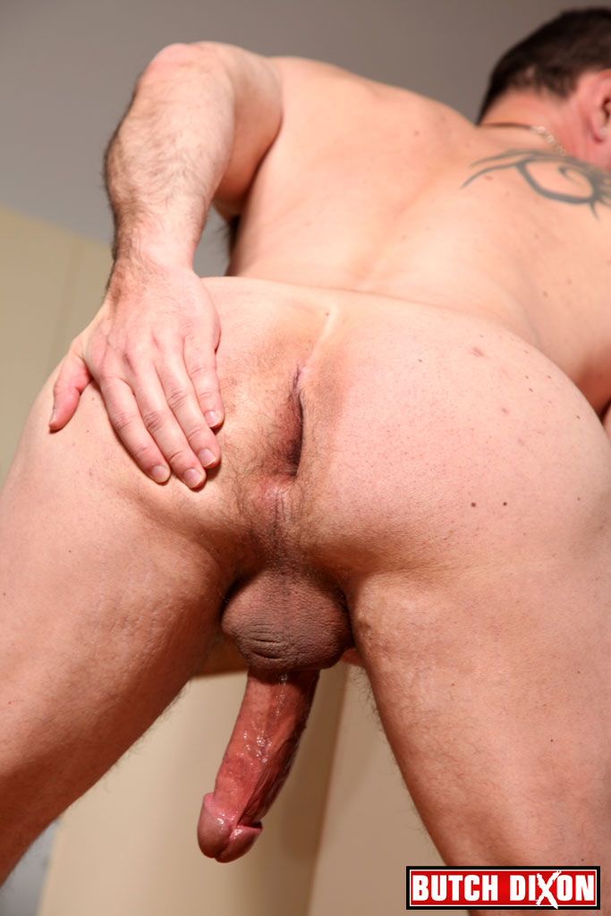 "Butch-Dixon-Jake-Driver-Huge-Cock-10-inch-cock-amateur-masturbation-masculine-man-20 Amateur Masculine Straight Stud From Atlanta With A 10"" Cock Jerking Off"