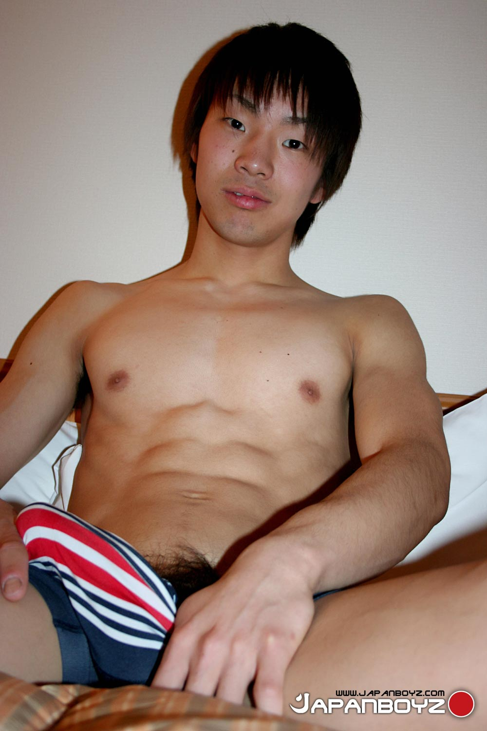 JapanBoyz Satoshi Bisexual Jock Jerking Big Thick Uncut Asian Cock 04 Japanese Bisexual Twink Jock Jerks His Thick Uncut Hairy Asian Cock