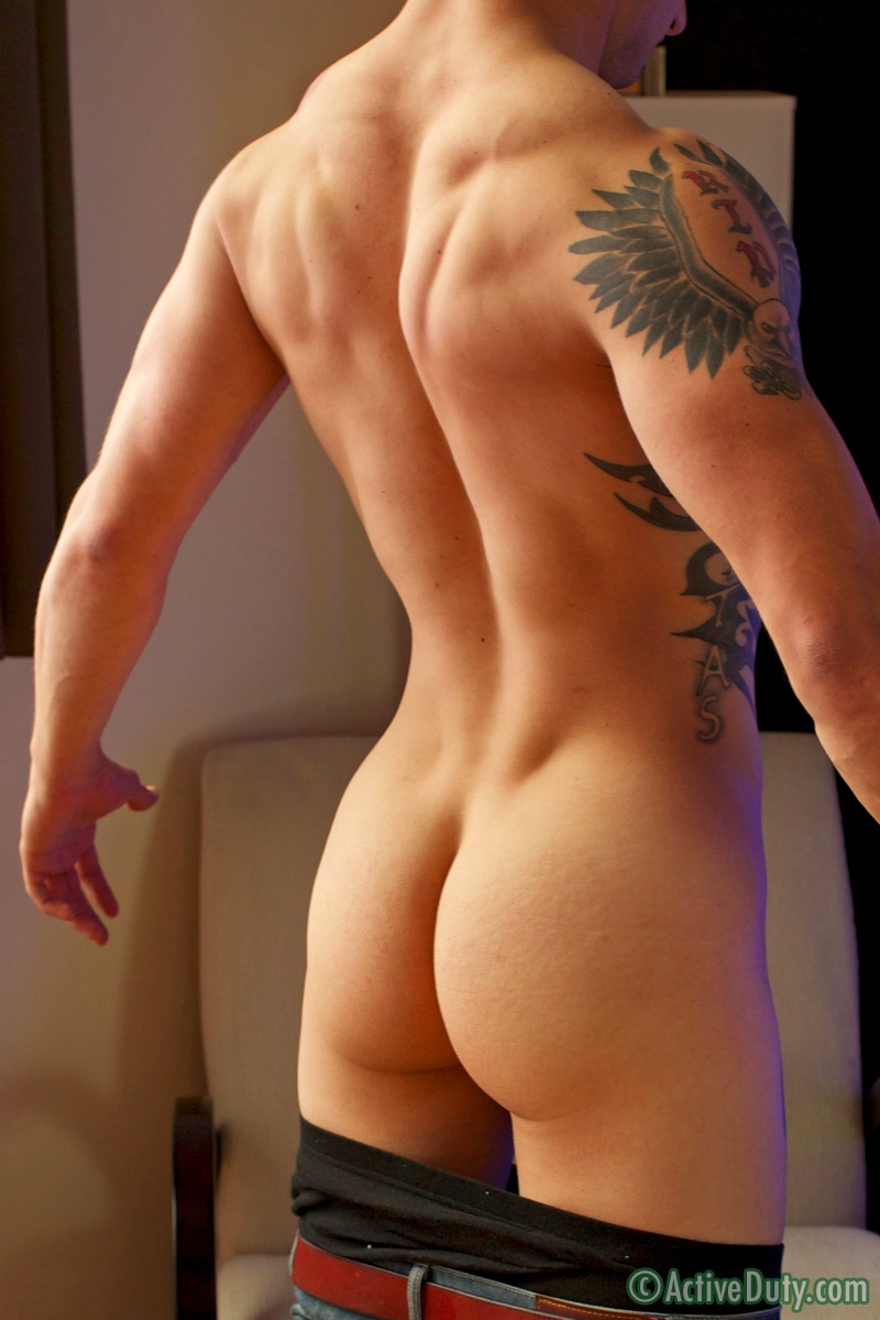 ActiveDuty Ezra Tattoo Military Army Muscle Stud Jerking Off Solo Amateur Gay Porn 12 Amateur Straight Muscle Army Guy First Jerk Off On Video