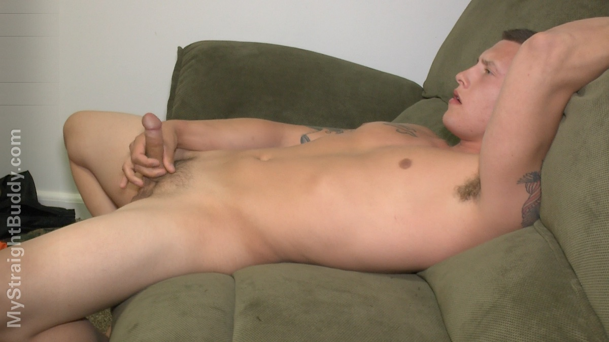 cam jerk off - Amateur Straight Muscle Marine Jerks Off On Cam For Cash