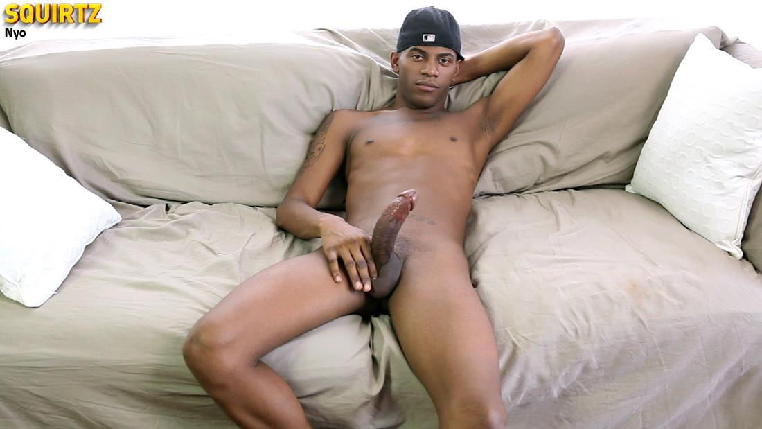 Squirtz-Nyo-Big-Uncut-Black-Cock-Jerking-Off-Cum-Shot ...