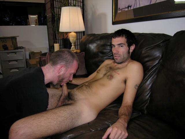 New-York-Straight-Men-Doug-Straight-Hairy-Guy-Getting-His-Cock-Sucked-By-Gay-Amateur-Gay-Porn-04 Amateur Hairy Ass Straight Guy Gets His First Blow Job From Another Guy