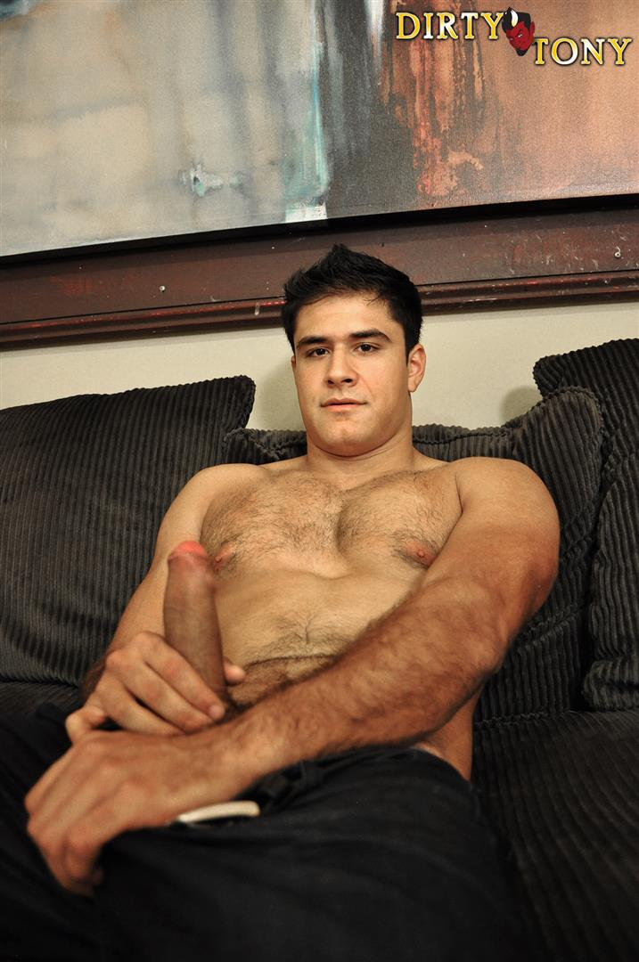 Hairy muscle uncut