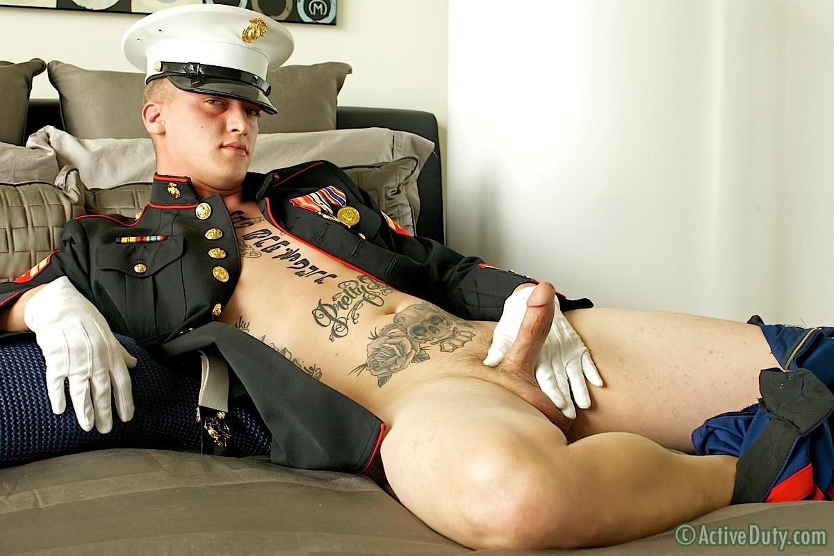 free gay video marine jack off