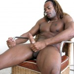 BlacknHung Marlone Starr Hung Black Guy Jerking His Big Black Cock Amateur Gay Porn 10 150x150 Amateur Black Muscle Hunk Marlone Starr Jerks His Big Black Cock
