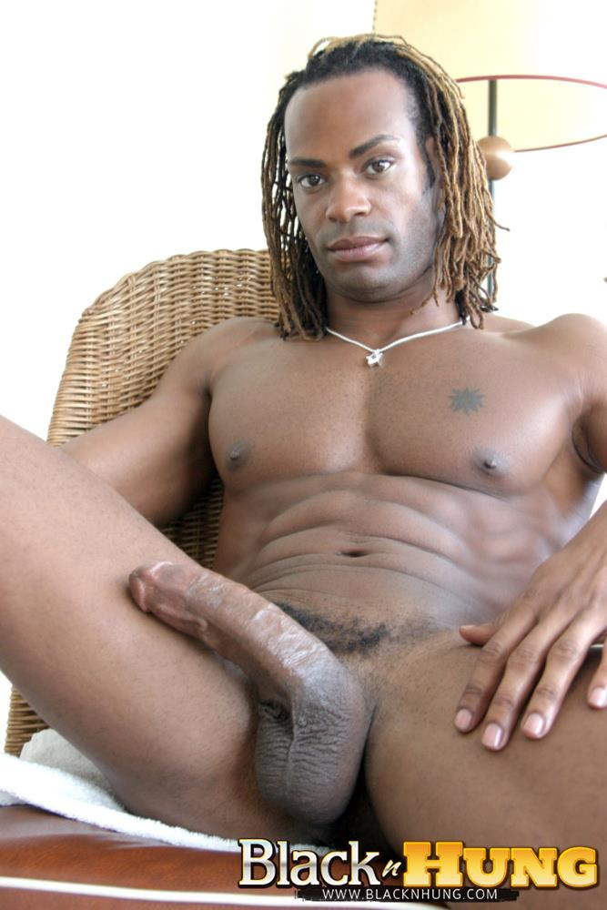 BlacknHung Marlone Starr Hung Black Guy Jerking His Big Black Cock Amateur Gay Porn 12 Amateur Black Muscle Hunk Marlone Starr Jerks His Big Black Cock