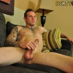 Dirty Tony Conor Michaels Straight Hunk Jerking His Big Cock Amateur Gay Porn 12 150x150 Amateur Straight Hairy Tatted Muscle Hunk Stroking His Thick Cock