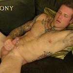 Dirty Tony Conor Michaels Straight Hunk Jerking His Big Cock Amateur Gay Porn 14 150x150 Amateur Straight Hairy Tatted Muscle Hunk Stroking His Thick Cock
