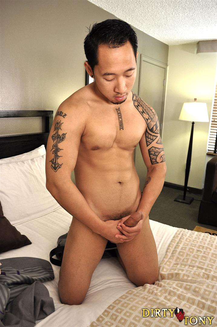 Asian with huge cock 5