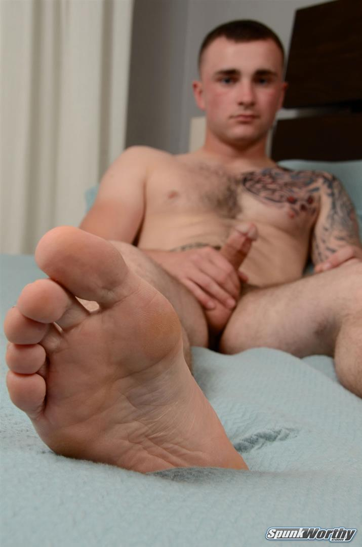 cam jerk off - ... SpunkWorthy-Baird-Straight-Marine-Jerking-His-Big-Cock- ...