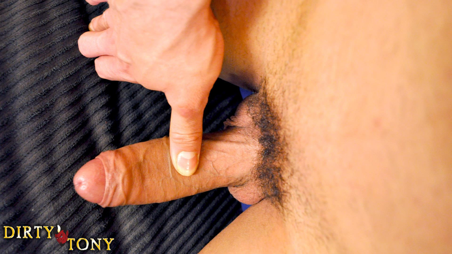 Dirty Tony LIAM SANTIAGO Straight Muscle Latino Jerking Off Big Uncut Cock Amateur Gay Porn 08 Straight Hairy Muscle Latino Auditions For Gay Porn With A Big Uncut Cock