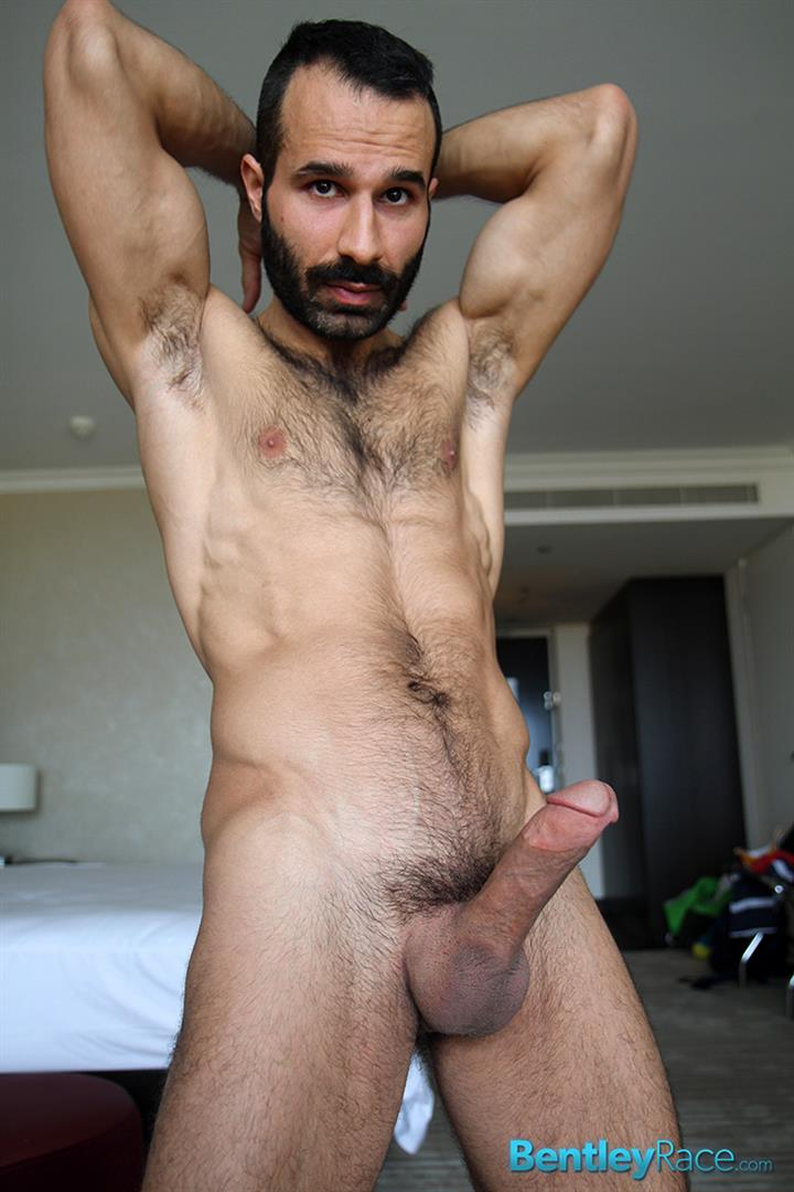 Bentley-Race-Aybars-Arab-Turkish-Guys-With-A-Thick-Cock-Masturbating-Amateur-Gay-Porn-22 Hung Turkish Guy Getting Blown and Jerking Off His Thick Hairy Cock