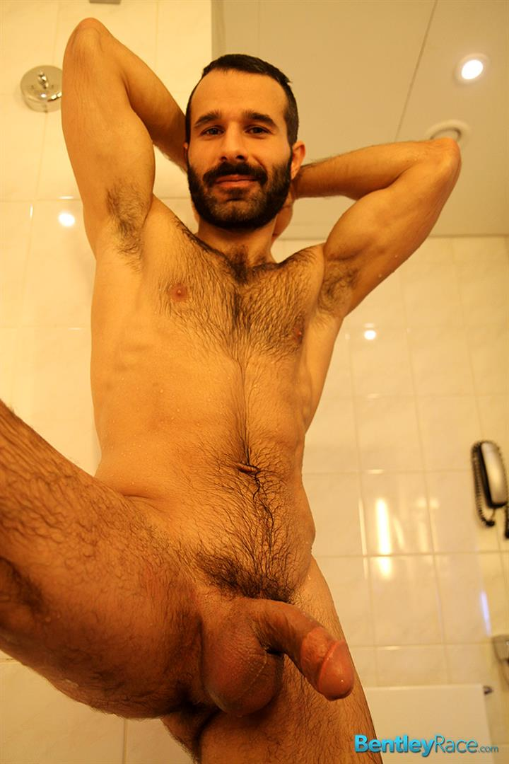 Bentley-Race-Aybars-Hairy-Turkish-Guy-With-A-Huge-Cock-Jerking-Off-Amateur-Gay-Porn-17 Hairy Turkish Guy Aybars Jerking His Thick Cock In The Shower