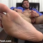 My Friends Feet Colby Keller and Johnny Hazzard Jerking Off And Feet Worship Amateur Gay Porn 18 150x150 Colby Keller Jerks Off While Getting His Feet Worshipped By Johnny Hazzard