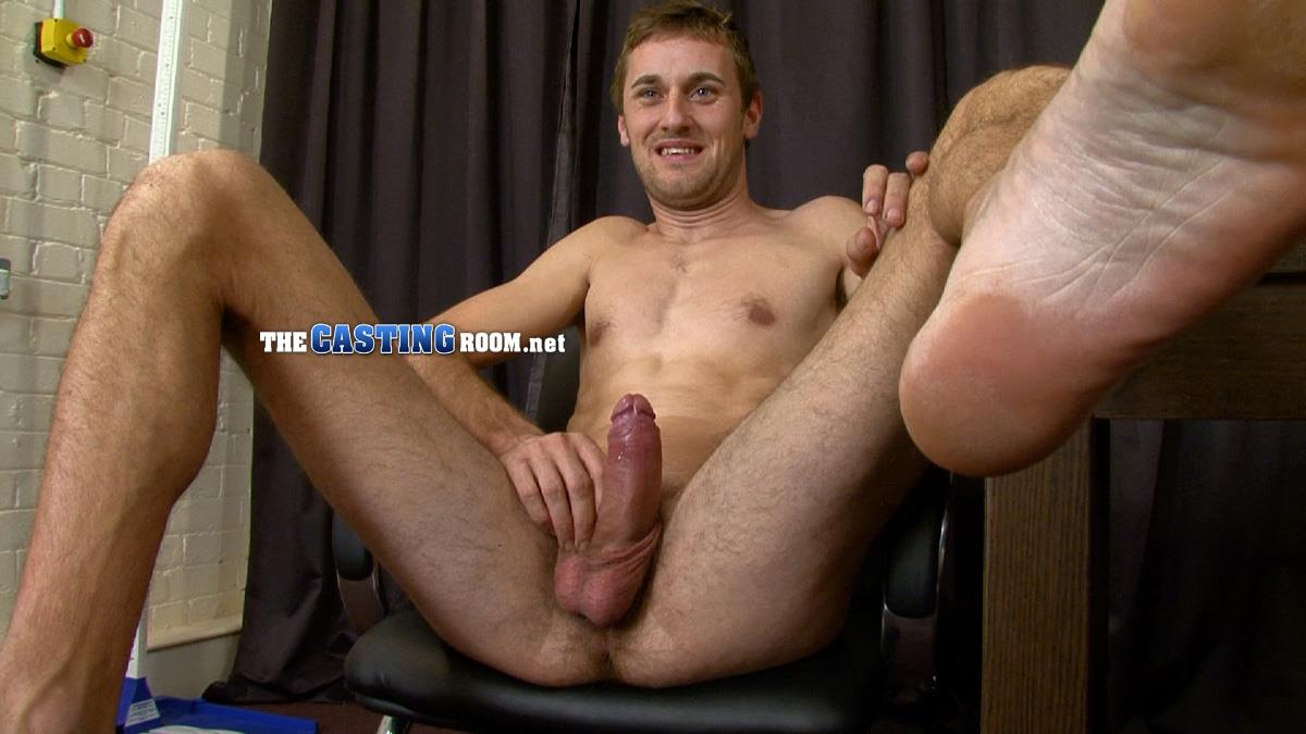The Casting Room Claud Straight British Guy Jerking His Big Uncut Cock Amateur Gay Porn 18 Straight British Guy Auditions For Porn and Jerks His Thick Uncut Cock