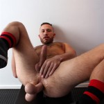 UK Hot Jocks Brent Taylor Hairy Muscle Jock With A Big Uncut Cock Jerking Off Amateur Gay Porn 13 150x150 UK Hairy Muscle Jock Brent Taylor Jerking His Big Uncut Cock