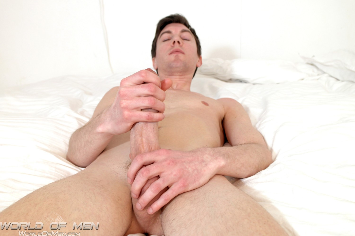 World-of-Men-Bjorn-Swedish-Twink-With-A-Big-Uncut-Cock-Amateur-Gay-Porn-05 Swedish Twink Fingers His Ass And Jerks His Big Uncut Cock