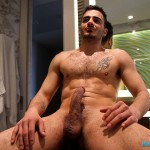 Bentley Race Aro Damacino Big Arab Cock Masturbation Bareback Sex Party Amateur Gay Porn 19 150x150 Muscular Middle Eastern Hunk Strokes His Big Arab Cock