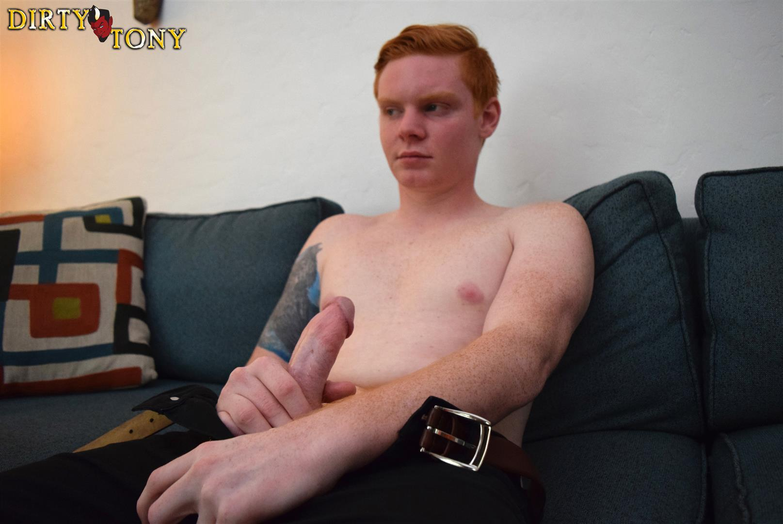 Dirty Tony Max Breeker Redheaded Twink Masturbation Amateur Gay Porn 03 Bisexual 19 Year Old Redheaded Twink Auditions For Gay Porn