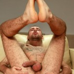 UK Naked Men Sam Syron Irish Guy With A Big Uncut Cock Jerk Off Amateur Gay Porn 12 150x150 Irish Guy With A Big Uncut Cock Sticks A Dildo In His Hairy Ass