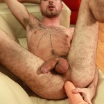 UK Naked Men Sam Syron Irish Guy With A Big Uncut Cock Jerk Off Amateur Gay Porn 18 150x150 Irish Guy With A Big Uncut Cock Sticks A Dildo In His Hairy Ass