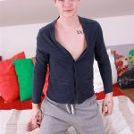 Boy-Fun-Leo-King-Twink-With-A-Beer-Can-Cock-Jerking-Off-01-150x150 Czech College Boy Jerks His Short Fat Beer Can Dick