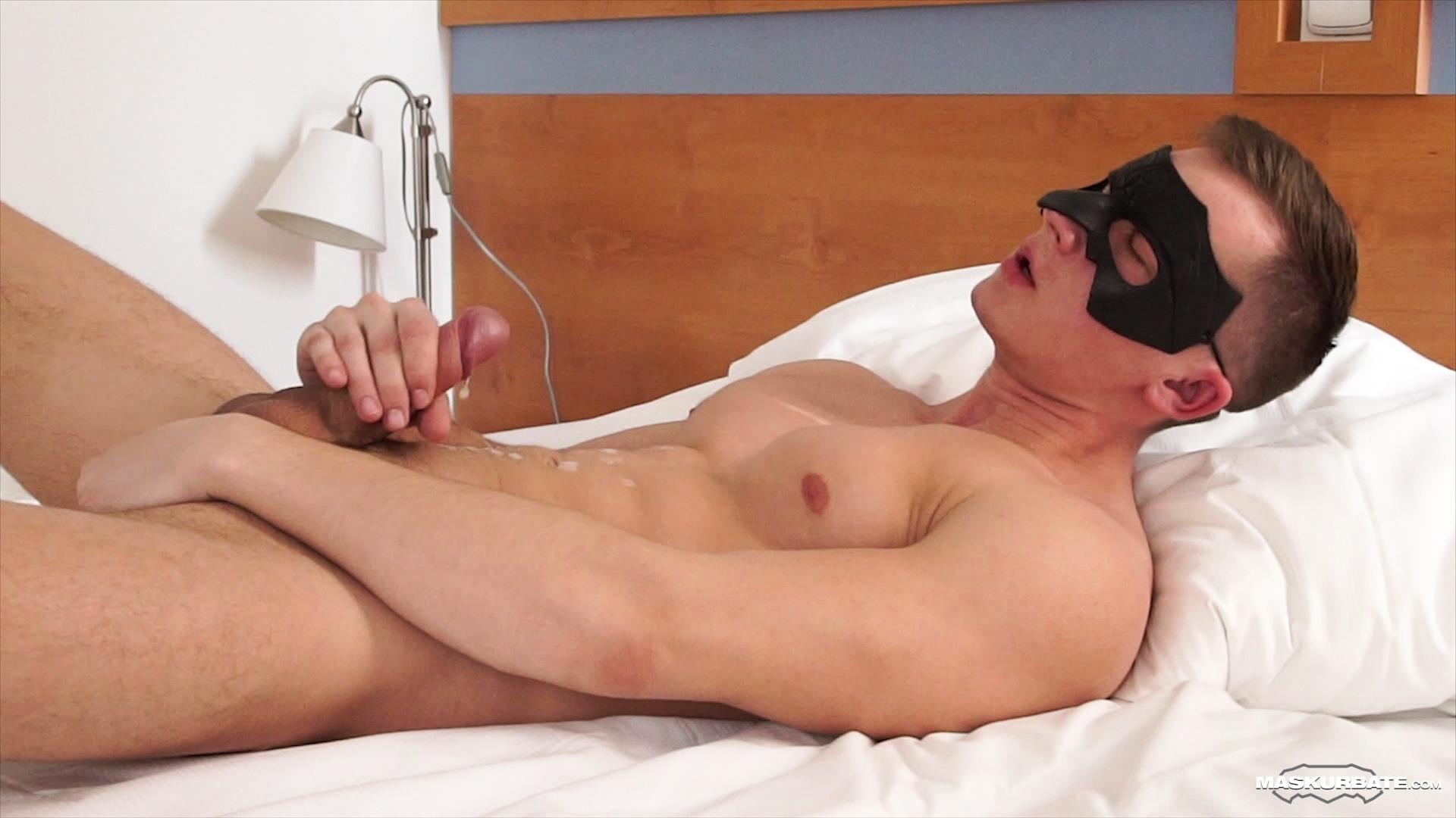 Maskurbate-Andy-Hotel-Bellman-Strokes-Big-Uncut-Cock-13 Paying The Hotel Bellman To Jerk His Big Uncut Cock In My Room