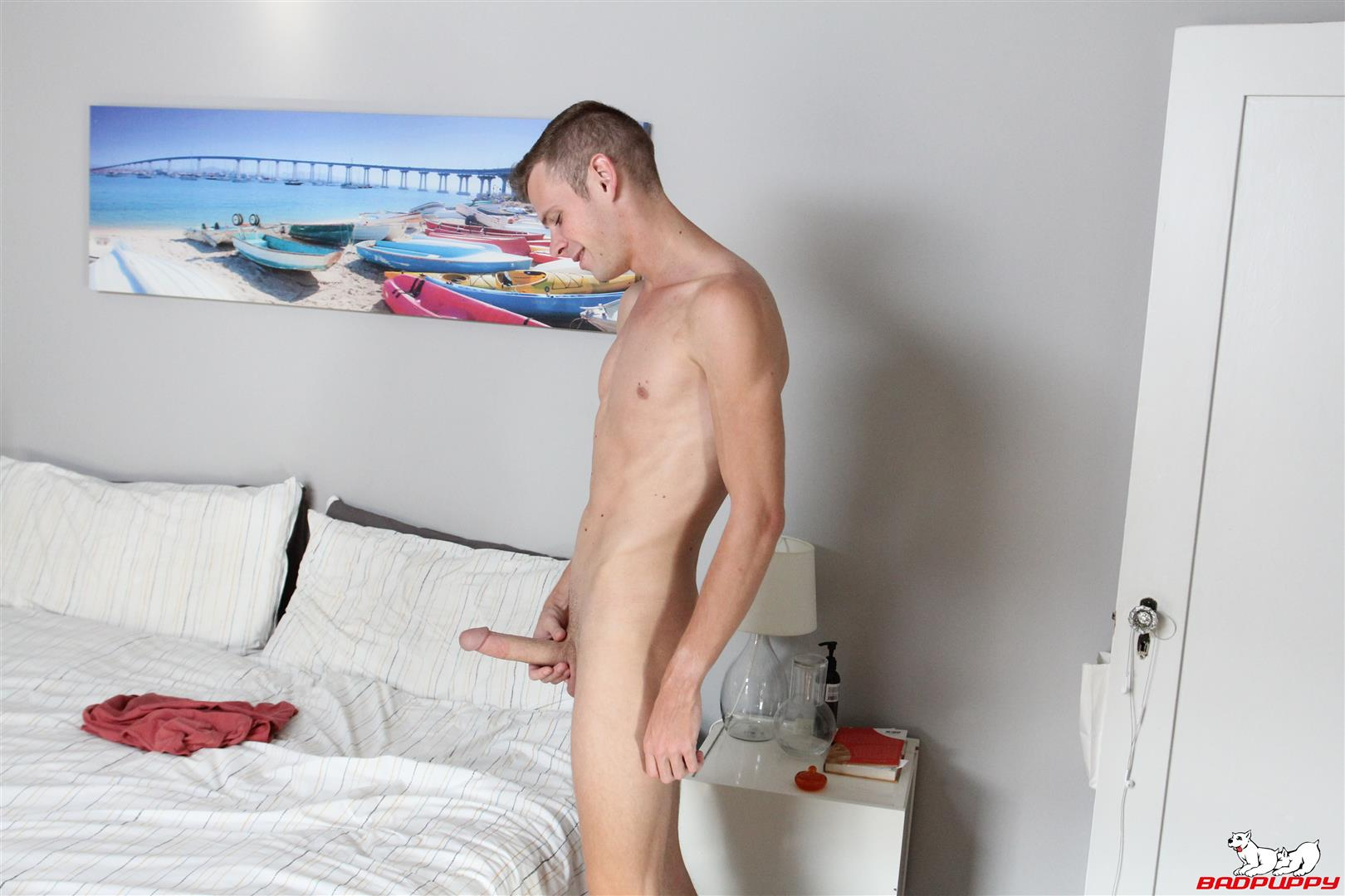 Badpuppy-Cameron-Taylor-Big-Dick-Twink-Jerking-Off-Video-07 Big Dick Twink Cameron Taylor Showing Off And Jerking Off
