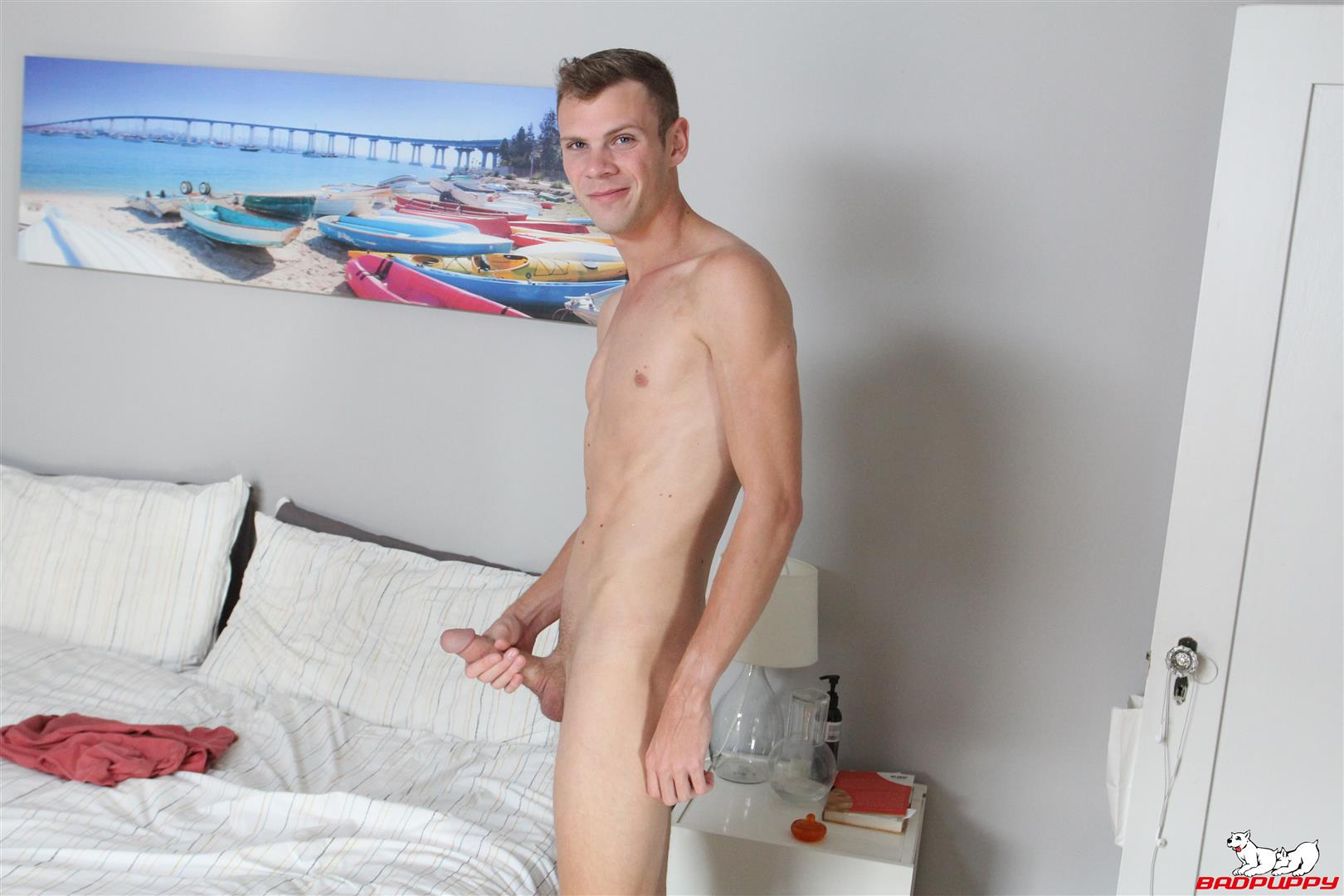 Badpuppy-Cameron-Taylor-Big-Dick-Twink-Jerking-Off-Video-08 Big Dick Twink Cameron Taylor Showing Off And Jerking Off